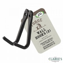 Forge Wall Hooks - 2 Pack
