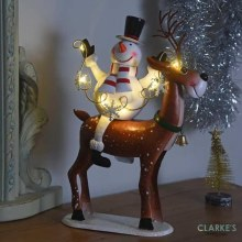 Frosty's Cupid! - LED Lit Christmas Figure 48cm