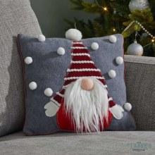 Gonkert Christmas Cushion Red