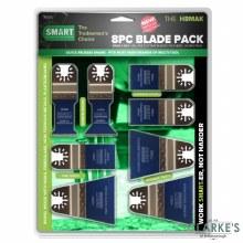 Smart Multi-Tool Blade Set 8 Pcs