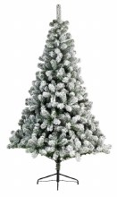 Frosted Imperial Pine Christmas Tree 150cm