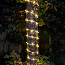 Garden Solar Rope Light 100 Led