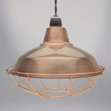 Sona Antique Copper Light Shade