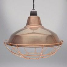 Sona Antique Copper Light Shade