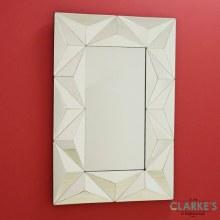 Spazio luxury wall mirror 80x120cm