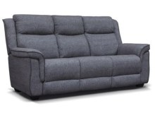 Spencer grey fabric sofa