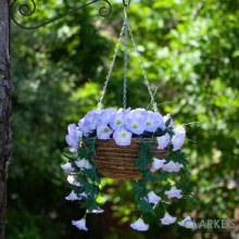 Easy Basket - Spring Bloom Garden Decor