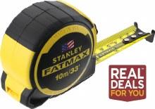 Stanley 10m Measuring Tape