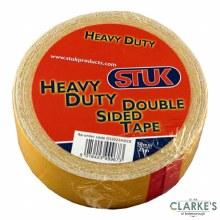STUK Heavy Duty Double Sided Tape 50mm x 5 meter