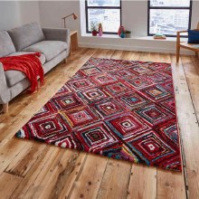 Sunrise Rug Y505A Multicolour 80 x 150cm