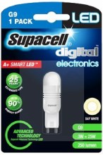 Supacell 3W G9 LED Bulb