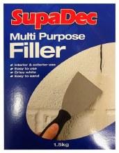Supadec Filler Multi-Purpose Filler 1.5 Kg