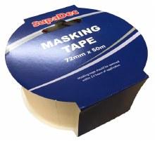 SupaDec Masking Tape 72mm
