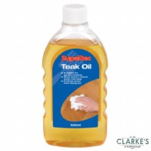 SupaDec Teak Oil 500 ml