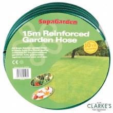 SupaGarden Garden Hose 15 Meter