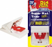 Big Cheese Rat Trap