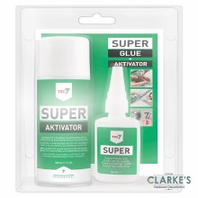 Tec7 Super Glue & Activator