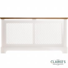 Georgian Two Tone Radiator Cover Large