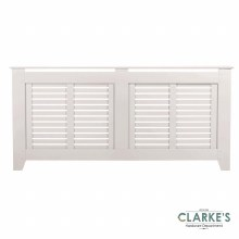 Rhode Island White Radiator Cover Medium