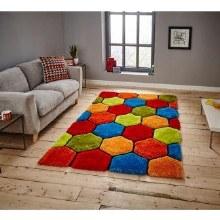 Noble House Rug NH30782 Multicolour 120x170cm