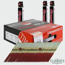 TimCo Firmhold 3300 Nails & 3 Gas Cells 2.8 x 50 mm