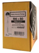 TimCo Nylon Hammer M6x80mm
