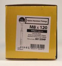 TimCo Nylon Hammer M8x120mm