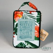 "Top Lass Tote Bag ""Sister"""