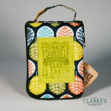 "Top Lass Tote Bag ""Be Yourself"""