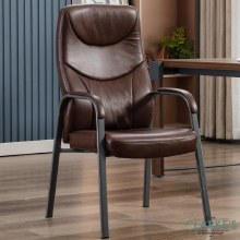 Travis Contemporary Fireside Chair Tan