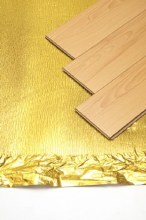 Trojan Gold 3mm Underlay