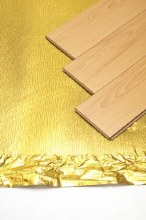 Trojan 3mm Gold Underlay