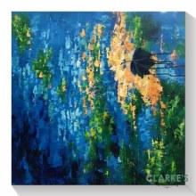 Tropical Colour - Wall Art on Canvas