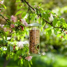 Twist Top Seed Feeder 20cm