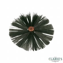 Uni Nylon Chimney Sweep Brush 8""