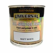 Universal White Matt 250ml