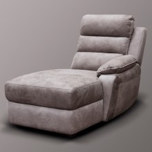 Urban Right Hand Facing Chaise Module Charcoal