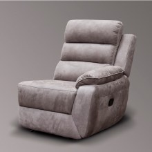 Urban Recliner RHF Brown/Grey