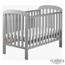 Valencia Nursery Cotbed Grey