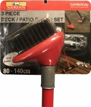 Patio Brush Set