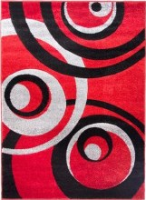 Vibe Circles Red