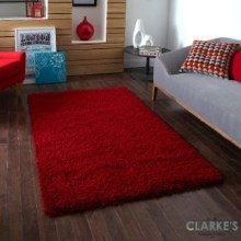 Vista Shaggy Rugs Collection