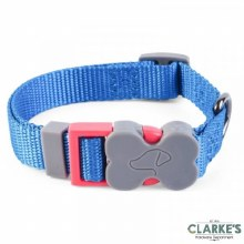 Walk About Blue Dog Collar L