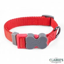 Walk About Red Dog Collar L