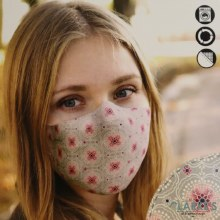 H&H Washable Face Mask Design 04 Size M
