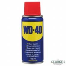 WD-40 Aerosol Lubricant 100 ml