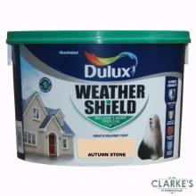 Dulux Weather Shield Autumn Stone 10Ltr