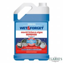 Wet & Forget Outdoor - Mould, Lichen and Algae Remover 5 Litre