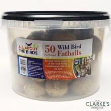 Wild Bird 50 Fatballs