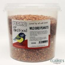 Pedro Wild Bird Peanuts 3.25kg